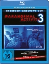 Paranormal Activity 3 - Extended (+ DVD +) [Blu-ray] [Director's Cut]