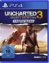 PS4 Uncharted 3: Drake's Deception - Remastered - [PlayStation 4]